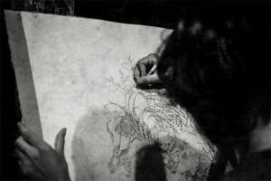 Tattoo crtanje